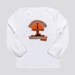 THE PATCH OILFIELD DRILLING Long Sleeve T-Shirt