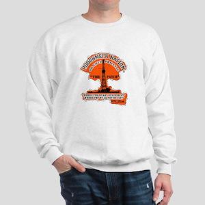 THE PATCH OILFIELD DRILLING Sweatshirt