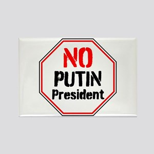 No putin president, never Trump Magnets