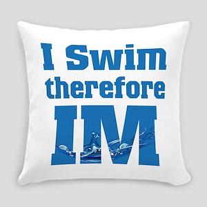 Swim Im Everyday Pillow