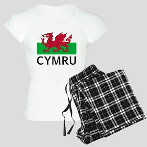 Cymru DS Women's Light Pajamas
