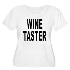 Wine Taster (Front) T-Shirt