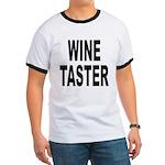 Wine Taster (Front) Ringer T