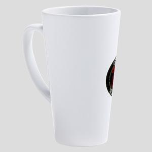 tim1 17 oz Latte Mug