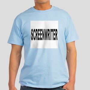 Screenwriter Light T-Shirt