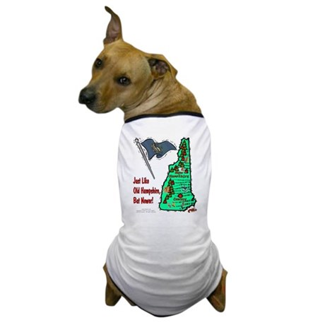 NH-Just Like Old! Dog T-Shirt