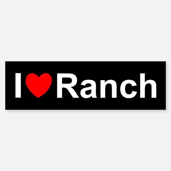 Ranch Sticker (Bumper)
