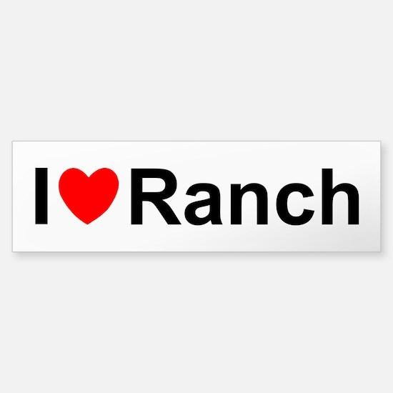 Ranch Sticker (Bumper)
