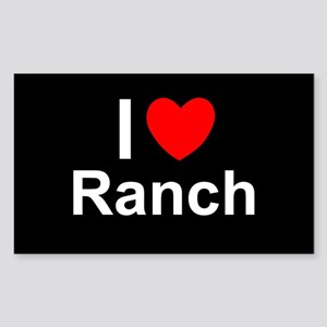 Ranch Sticker (Rectangle)