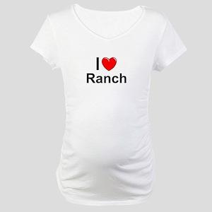 Ranch Maternity T-Shirt