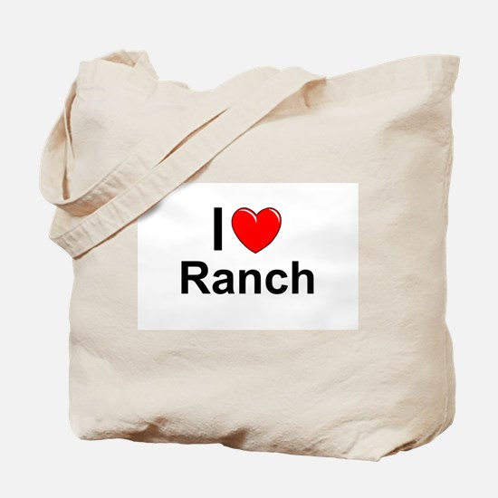 Ranch Tote Bag