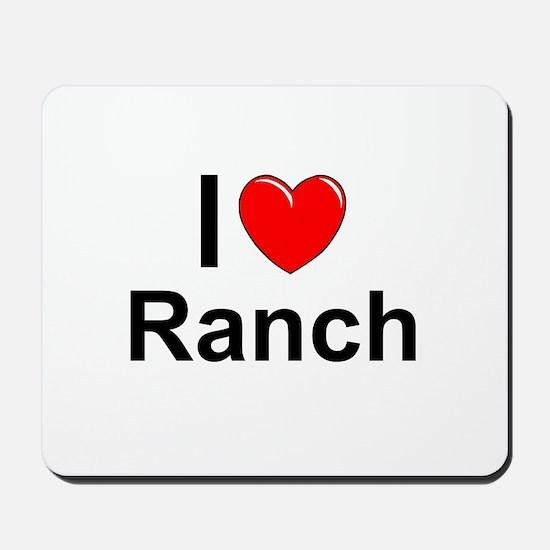 Ranch Mousepad