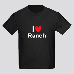 Ranch Kids Dark T-Shirt