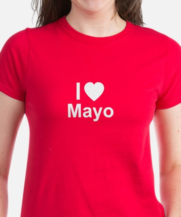 Mayo Women's Dark T-Shirt
