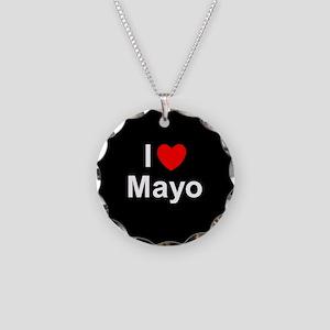 Mayo Necklace Circle Charm