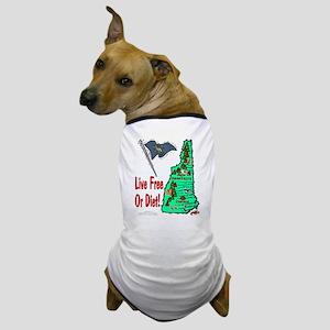 NH-Diet! Dog T-Shirt