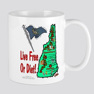 NH-Diet! Mug