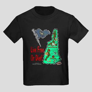 NH-Diet! Kids Dark T-Shirt