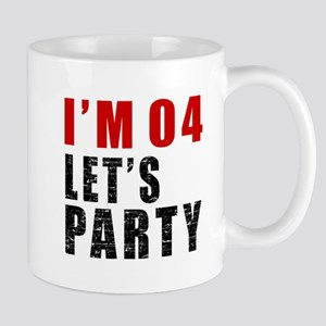 I Am 04 Let Is Party Mug