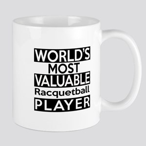Most Valuable Racquetball Player Mug