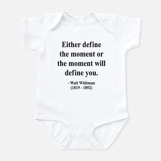 Walter Whitman 2 Infant Bodysuit