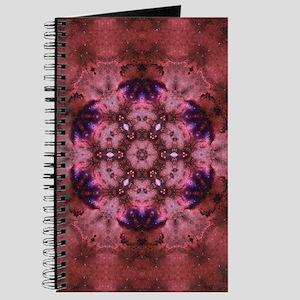 Deep Space Harmonics Mandala Journal