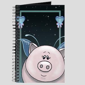 Piggy Amongst Stars Journal