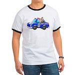 Foot Patrol Car Ringer T