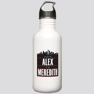 Grey's Alex to my Mere Stainless Water Bottle 1.0L