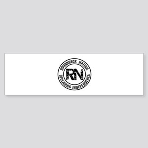 RN LOGO ORIGINAL Bumper Sticker