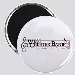 West Chester Community Concert Band Magnets