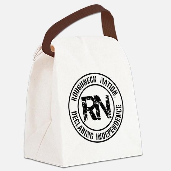RN LOGO ORIGINAL Canvas Lunch Bag