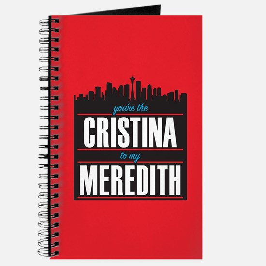 Grey's Cristina to my Meredith Journal
