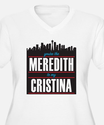 Grey's Meredith t T-Shirt