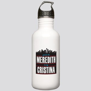 Grey's Meredith to my Stainless Water Bottle 1.0L