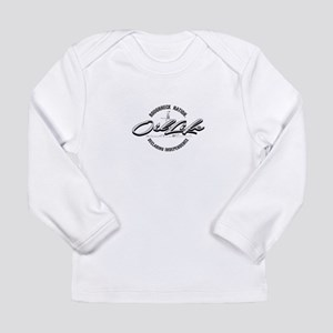 OIL LIFE LOGO Long Sleeve T-Shirt