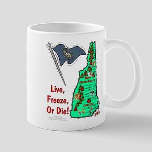 NH-Freeze! Mug