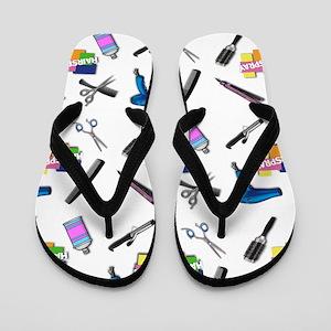 I Love Stylist Flip Flops