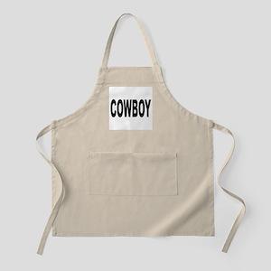 Cowboy BBQ Apron