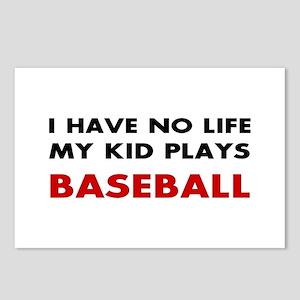 Baseball Kid Postcards (Package of 8)