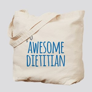 Awesome dietitian Tote Bag