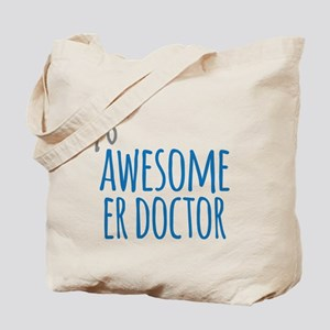 Awesome ER Doctor Tote Bag