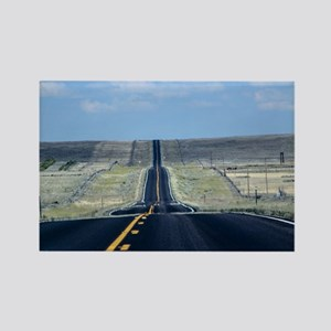 open road Magnets
