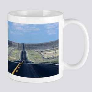 open road Mugs