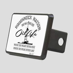 OIL LIFE Original Copyrigh Rectangular Hitch Cover