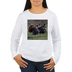 Four Gobblers Women's Long Sleeve T-Shirt