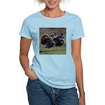 Four Gobblers Women's Light T-Shirt