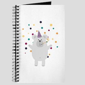 Party Polar Bear Journal