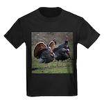 Four Gobblers Kids Dark T-Shirt