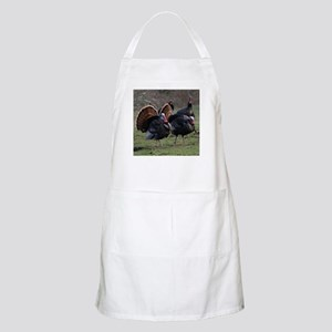Four Gobblers BBQ Apron